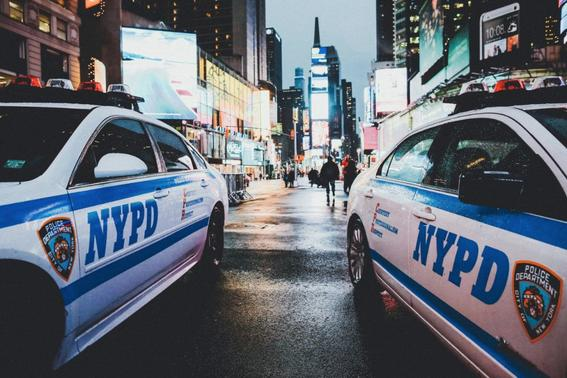 nypd street